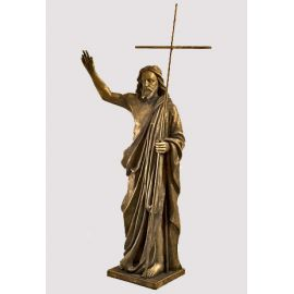 Figura Chrystus Zmartwychwstały - 200 cm