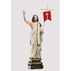 Figura Chrystus Zmartwychwstały - 120 cm