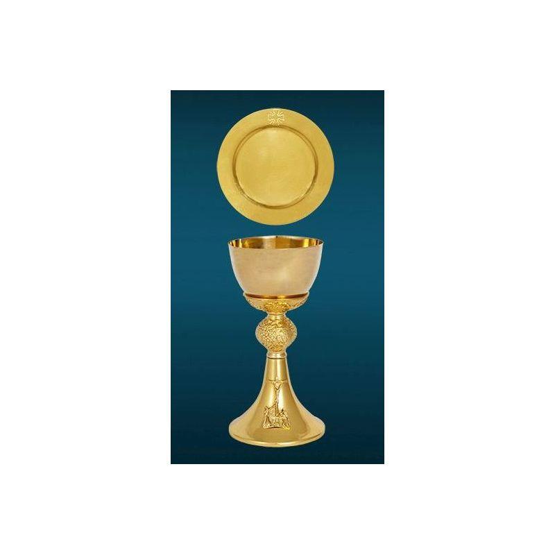 Kielich mszalny złocony (3)