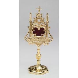 Relikwiarz złocony - 32 cm