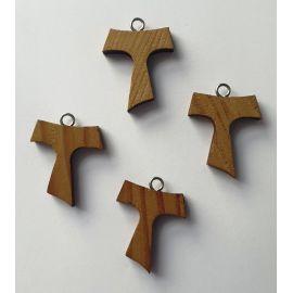 Drewniany krzyżyk TAU