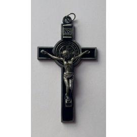 Krzyż św. Benedykta - czarny