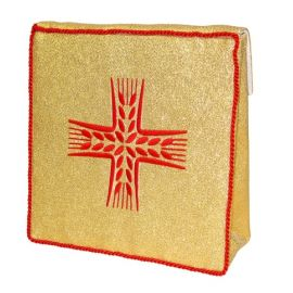 Bursa Haftowana Krzyż, kłosy  (016)