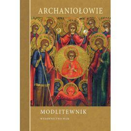 Modlitewnik Archaniołowie