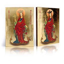 Ikona religijna Święta Małgorzata