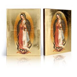 Ikona Matka Boża z Guadalupe (2)