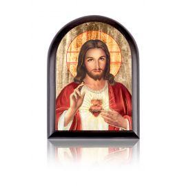 Ikona Serce Pana Jezusa (2)