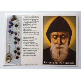 Obrazek - Koronka do św. Charbela