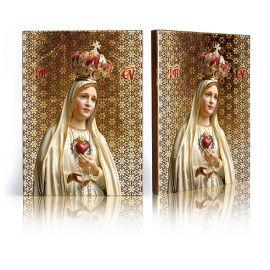 Ikona religijna Matka Boża Fatimska (2)