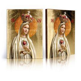 Ikona religijna Matka Boża Fatimska (3)