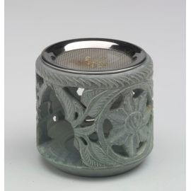 Kadzielnica domowa - kamień mydlany - 9,5 cm