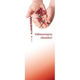 Baner - Nabożeństwo różańcowe (9)