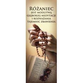 Baner - Nabożeństwo różańcowe (20)