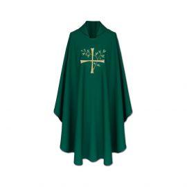 Ornat gotycki Krzyż, kłosy (2)