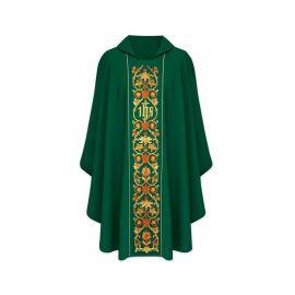 Ornat gotycki IHS - kolory liturgiczne (18)