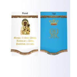 Chorągiew Maryjo Królowo Polski