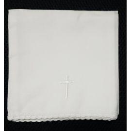Korporał biały krzyż - 100 % bawełna