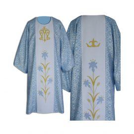 Dalmatyka niebieska Maryjna