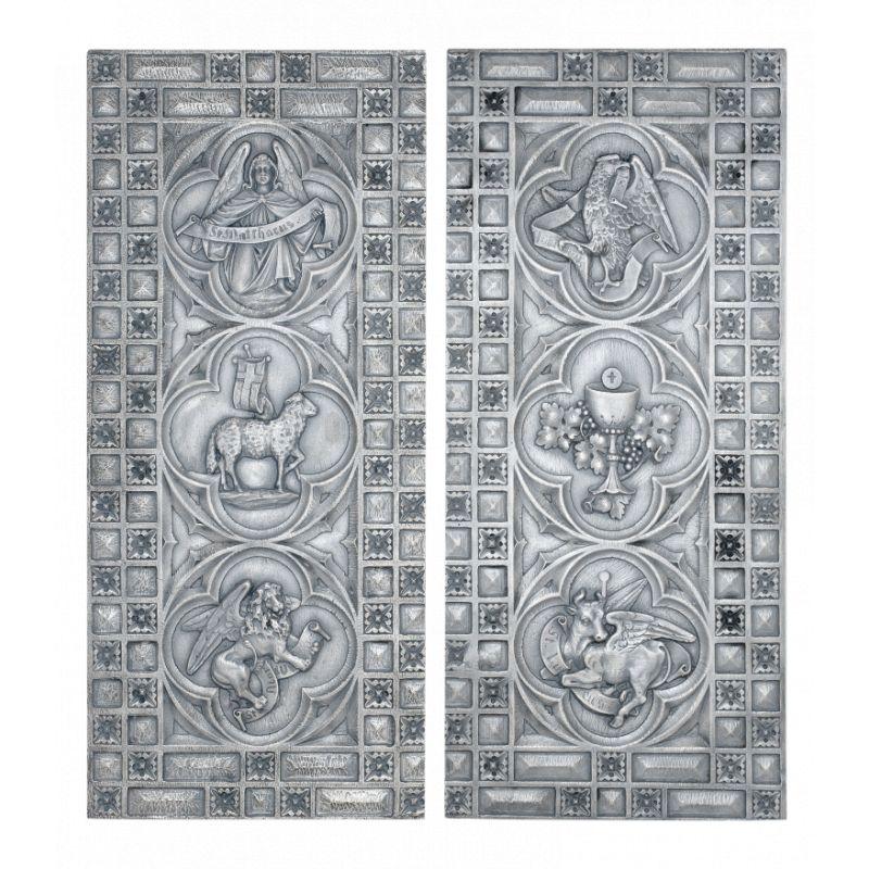 Tabernakulum gotyckie 60x55 cm