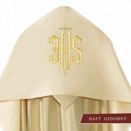 Welon liturgiczny IHS haftowany (17)