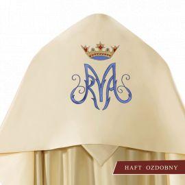Welon liturgiczny Maryjny haftowany (18)