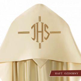 Welon liturgiczny IHS haftowany (24)