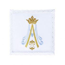 Bielizna kielichowa wzór Maryjny - 100% bawełna (9)