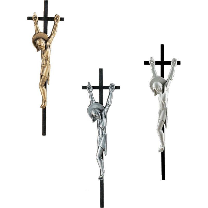 Pasyjka na krzyżu 50 cm.