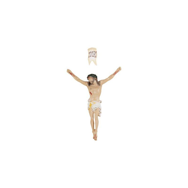 Korpus Chrystusa na krzyż 33/24 cm.
