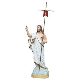 Chrystus Zmartwychwstały 34 cm.