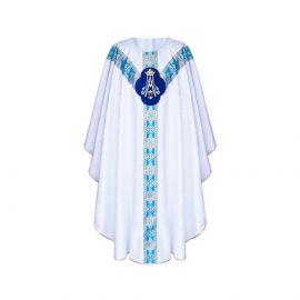 Ornat Semi-Gotycki Maryjny (40)