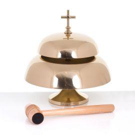 Gong mosiężny 32 cm / 22 cm