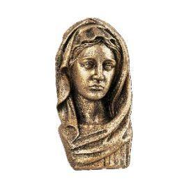 Głowa Maryi 27 cm.