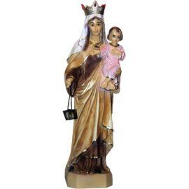 Matka Boża Szkaplerzna 55 cm.