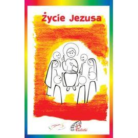 Książeczka dla dzieci - Życie Jezusa