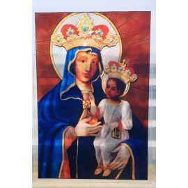 Witraż magnetyczny - Matka Boża Piekarska