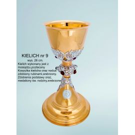 Kielich mszalny - 26 cm  (8)