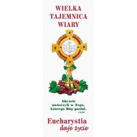 Baner - Nowy Rok Liturgiczny - Eucharystia daje Życie