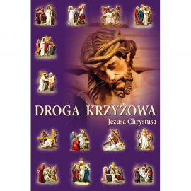 Plakat religijne – Droga Krzyżowa Jezusa Chrystusa (6)