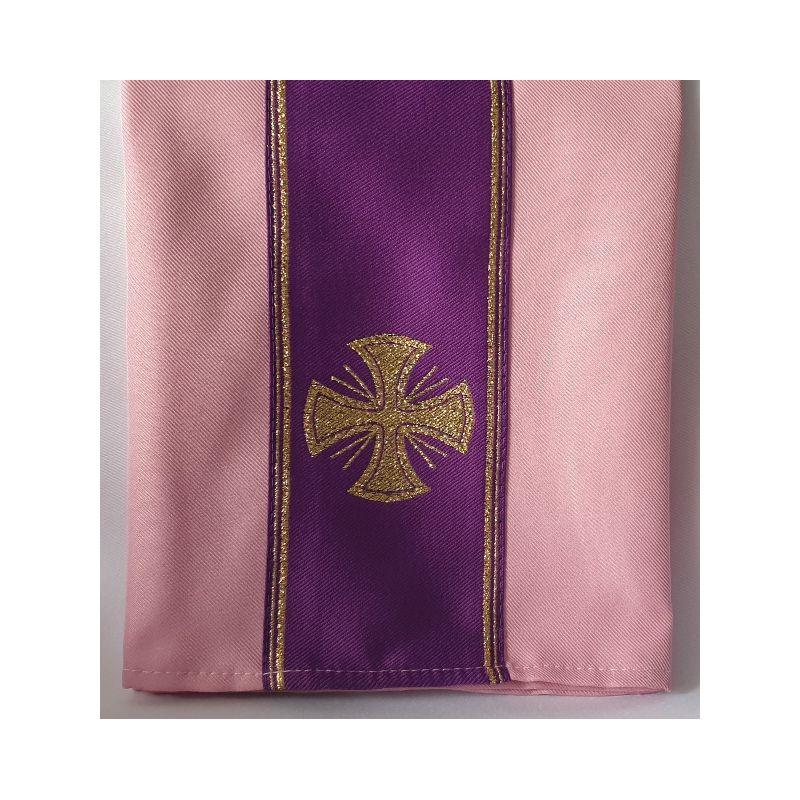 Welon na kielich - różowo-fioletowy
