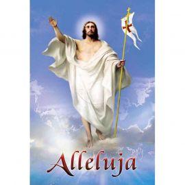 Plakat religijny – Alleluja (31)