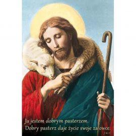 Plakat religijny – Ja jestem dobrym pasterzem (34)