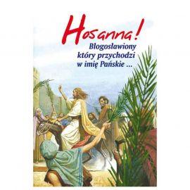 Plakat religijny – Hosanna!  (44)