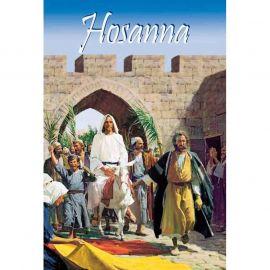 Plakat religijny – Hosanna!  (45)