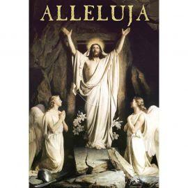 Plakat religijny – Alleluja (47)