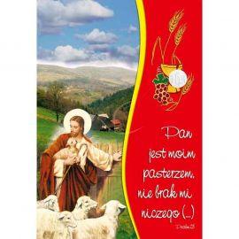 Plakat religijny – Pan jest moim pasterzem (52)