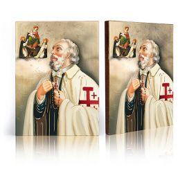 Ikona Błogosławiony Bartłomiej Longo