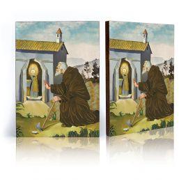 Ikona Święty Gracjan