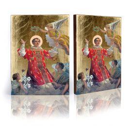 Ikona Święty Wawrzyniec