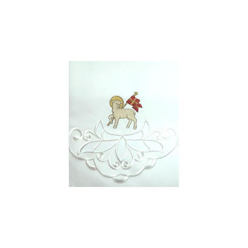 Obrus ołtarzowy haftowany - wzór Wielkanocny (68)